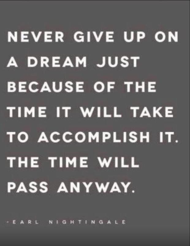 a-dream-is-just-a-wish-goal-quote-never-give-up-quote